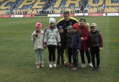 """Marinescu:''Să albesc de tot,dar să promovăm!"""""""