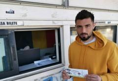 Fotbaliștii Petrolului au trecut pe la casa de bilete