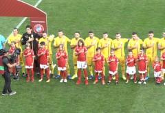 România va juca în iunie