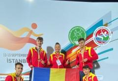 Lui Niculiță îi priește bronzul de Turcia!