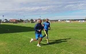 Noi fotbaliști cu CV la antrenamentele Petrolului