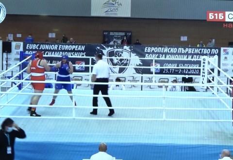Prahova are campioană europeană la box!