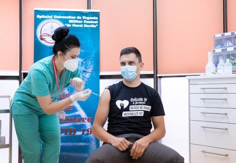 Sportivii din loturile naționale și olimpice vor fi vaccinați