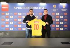Mutu și Rădoi au arătat noul sponsor