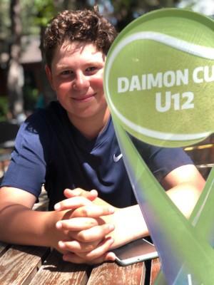 """Maximmilian a fost maxim şi la ,,Daimon Cup""""!"""