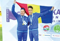 Rezmiveș și Niculiță aleargă pentru România
