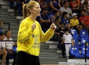 Elena Șerban a fost convocată la echipa națională!
