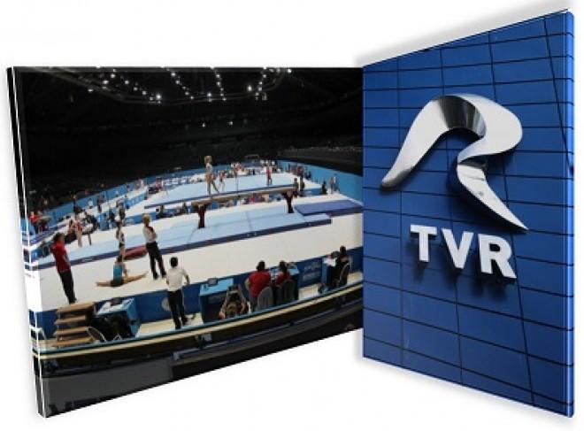 Programul transmisiunilor TVR de la Campionatele Mondiale de Gimnastică Artistică