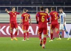 România ocupă locul doi în grupa F după trei etape din preliminariile CE-2016