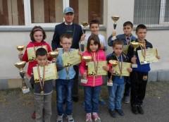 Ploaie de medalii pentru micuții șahiști ai CSM Ploiești