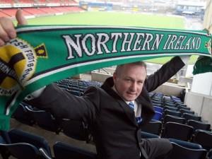 Selecționerul Irlandei de Nord a stabilit lotul în vederea meciului cu România