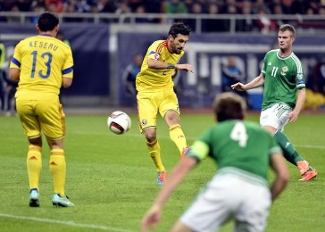 România a trecut pe primul loc în grupa F