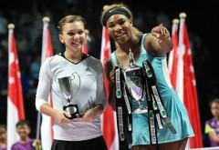 Serena Williams - jucătoarea anului, Halep - locul 1 în opţiunile fanilor