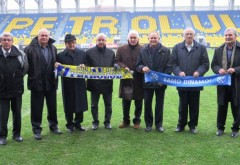 Legendele Petrolului și-au reîntâlnit prietenii de la Dinamo Zagreb