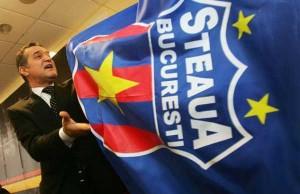 Gigi Becali a pierdut marca Steaua