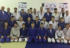 Oaspete de onoare pentru judoka de la CSM Ploiești