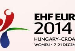 Echipele calificate în grupa principală I la CE de handbal feminin