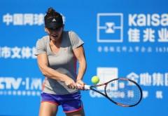 Simona Halep s-a calificat în turul doi la Shenzhen