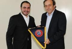 Un prinț candidează la preşedinţia FIFA