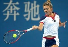 Simona Halep s-a calificat în sferturi de finală la Shenzen
