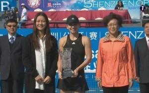 Simona Halep a câștigat turneul de la Shenzhen