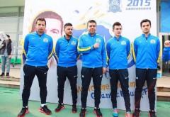 Contra şi-a prezentat staff-ul de la Guangzhou