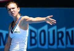 Simona Halep, a treia favorită la Australian Open