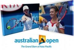 Simona Halep o întâlneşte pe Karin Knapp în primul tur la Australian Open