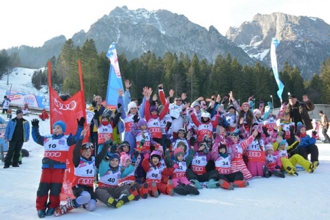 Ziua Mondială a Zăpezii a fost sărbătorită și la Bușteni