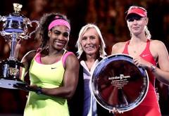 Serena Williams a câştigat Australian Open pentru a şasea oară!