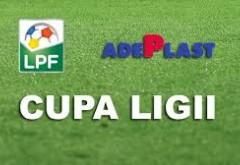 Programul meciurilor din turul semifinalelor Cupei Ligii