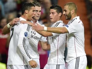 Conducerea FRF şi-a dat acordul de principiu pentru un meci amical România - Real Madrid