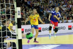 Suedia a câştigat Trofeul Carpaţi la handbal feminin, după ce a învins în finală România
