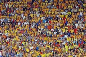 România - Insulele Feroe se va disputa cu casa închisă. S-au vândut 12.000 de bilete!