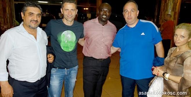Petrolul a fost invitată de campioana Ghanei pentru un meci amical!