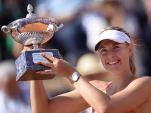 Maria Şarapova a câştigat turneul de la Roma