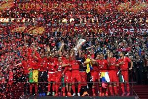FC Sevilla a învins Dnepr Dnepropetrovsk, scor 3-2, şi a câştigat Liga Europa