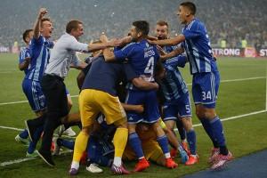 Dinamo Kiev a câştigat Cupa Ucrainei