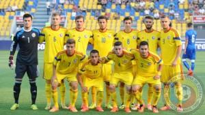 Victorie pentru România în preliminariile Campionatului European din 2017