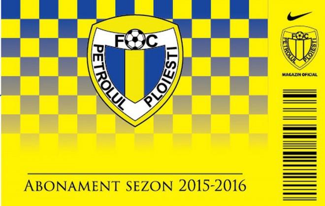 Petrolul vinde bilete și abonamente pentru sezonul 2015-2016