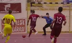 S-a stabilit grupa României din turul principal de calificare la Cupa Mondială de futsal din 2016