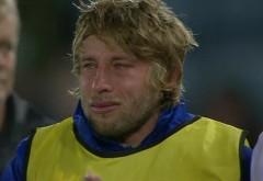Florin Surugiu a fost din nou protagonistul unui moment emoționat la CM de rugby