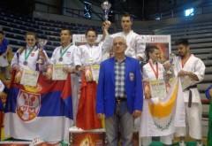 Nouă medalii pentru CSM Ploiești la CN de Karate Tradițional!