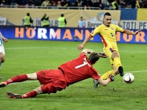 """România a remizat cu Finlanda, scor 1-1, în preliminariile Euro-2016. Suporterii au părăsit tribunele strigând """"Demisia!"""""""