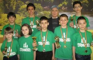 Șahul de la CSM Ploiești, în topul mondial!