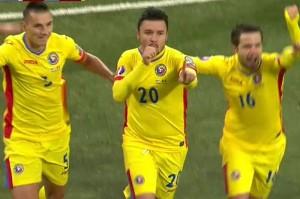 România s-a calificat la Campionatul European, după 3-0 cu Insulele Feroe, în ultima etapă a preliminariilor Euro-2016
