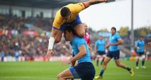 România a fost învinsă de Italia în ultimul meci la Cupa Mondială de rugby