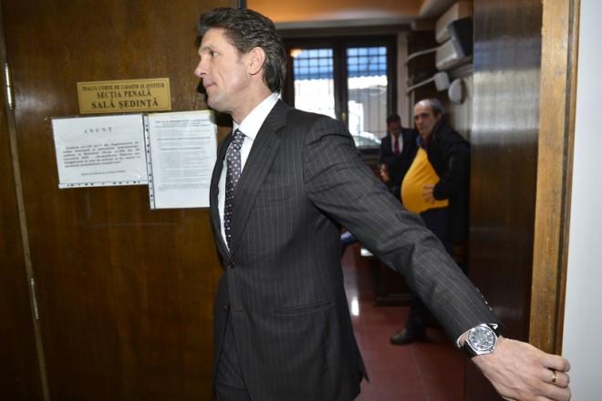 Gică Popescu va fi eliberat! Judecătorii au respins recursul procurorilor DNA