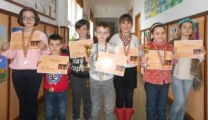 """Șahiștii de la CSM au dominat """"Cupa CSU Ploiești""""!"""