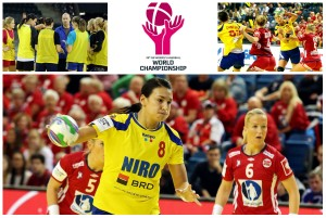 Rezultatele din prima zi a CM de handbal feminin. România a debutat cu victorie în grupa D